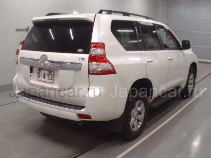 Toyota Land Cruiser Prado 2015 года во Владивостоке
