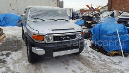 Toyota Fj Cruiser 2008 года во Владивостоке на запчасти