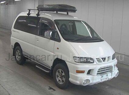 Mitsubishi Delica Spacegear 2003 года во Владивостоке на запчасти