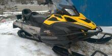 снегоход BRP SKANDIK WT 600 E-TEC