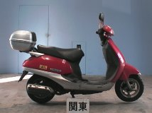 скутер HONDA LEAD100