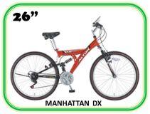 велосипед ALPHA MANHATTAN DX 26