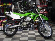 мотоцикл KAWASAKI KLX250 арт.5730