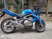 мотоцикл KAWASAKI ER-6N арт.4562