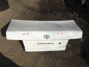 Крышка багажника на Toyota Corsa NL40