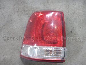 Стоп на Toyota Land Cruiser UZJ200