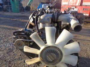 Двигатель на Nissan Atlas FD42