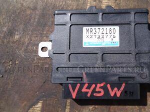 Блок abs на Mitsubishi Pajero V45W 6G74 MR372180