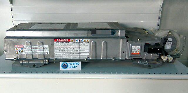 Высоковольтная батарея на Toyota Prius ZVW30 2ZRFXE