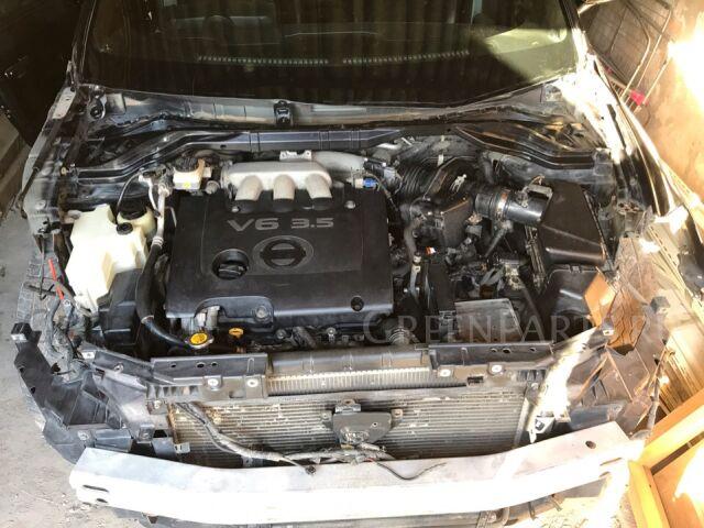 Двигатель в сборе на Nissan Murano PNZ50 VQ35