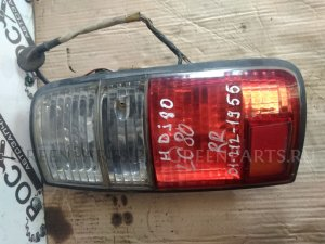 Стоп на Toyota Land Cruiser HDJ80 212-1955