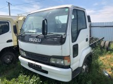 Двигатель ISUZU FORWARD 6HL1 FRR35 6HL1