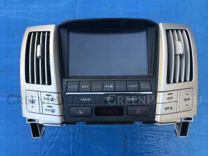 Монитор на Toyota Harrier ACU30, ACU35, MCU30, MCU35, MCU36, GSU30, GSU35, G