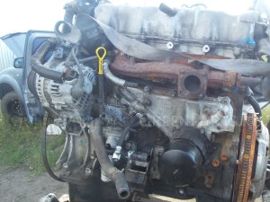 Двигатель на Mazda Bongo Friendee SGLR120339