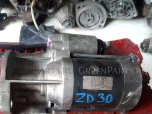 Стартер на Nissan Elgrand ZD30