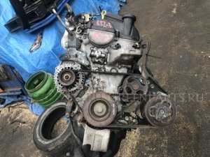 Двигатель на Suzuki Wagon R Solio MA64S K10A