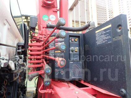 Манипулятор HINO RANGER 2013 года во Владивостоке