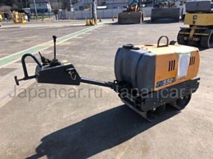 Каток ручной HITACHI ZV550W 2012 года во Владивостоке