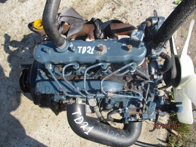 Двигатель на KUBOTA L1-195