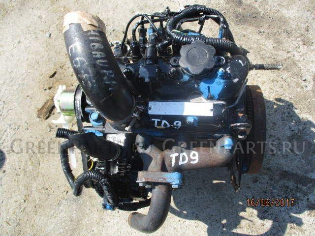 Двигатель на SHIBAURA SU1540