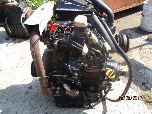 Двигатель на YANMAR F5