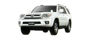 TOYOTA HILUX SURF 2007 г.