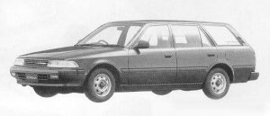 TOYOTA CORONA 1990 г.