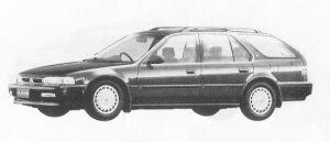 HONDA ACCORD WAGON 1991 г.
