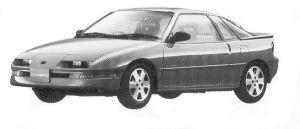 ISUZU PA 1992 г.