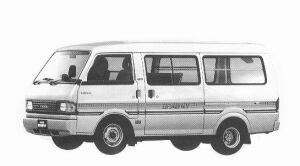 MAZDA BONGO 1992 г.