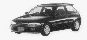MITSUBISHI MIRAGE 1993 г.