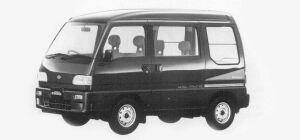 SUBARU SAMBAR 1993 г.