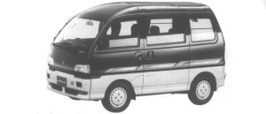 MITSUBISHI BRAVO 1994 г.