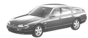 NISSAN SKYLINE 1995 г.