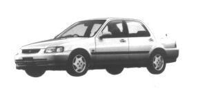 HONDA DOMANI 1995 г.