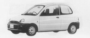MITSUBISHI MINICA 1996 г.