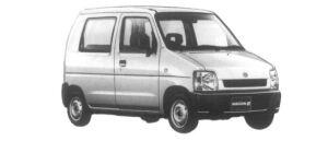 SUZUKI WAGON R 1997 г.