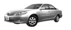 TOYOTA CAMRY 2004 г.