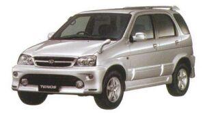 DAIHATSU TERIOS 2005 г.