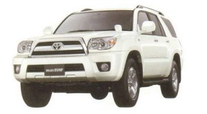 TOYOTA HILUX SURF 2005 г.