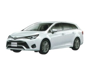 TOYOTA AVENSIS 2018 г.