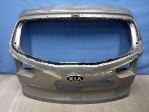 Дверь багажника на Kia Sportage