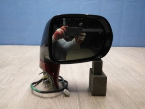 Зеркало на Lexus RX