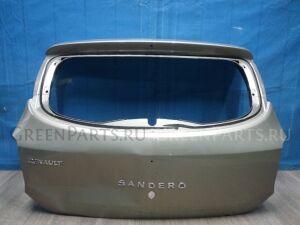 Дверь багажника на Renault Sandero