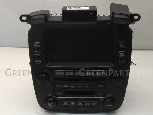 Магнитофон на Toyota Kluger MHU28 3MZ-FE