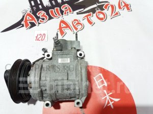 Компрессор кондиционера на Toyota Chaser GX100 1G-FE