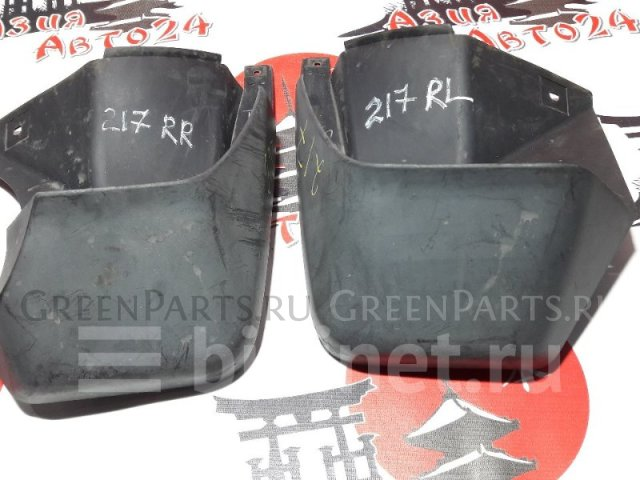 Брызговик на Honda CR-V RD7 K24A