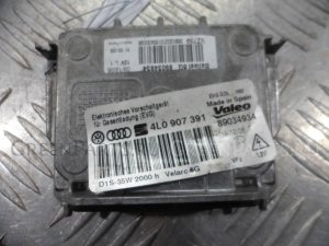 Блок розжига ксенона на Audi Q7