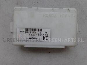 Блок управления климат-контролем на Acura MDX