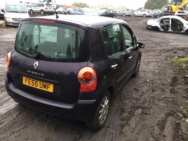 Генератор на Renault Modus номер/маркировка: 124425013